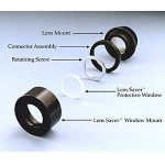 "Lens Savers® & Adapters for Laser Systems with 1.1"" Diameter Focusing Lenses"